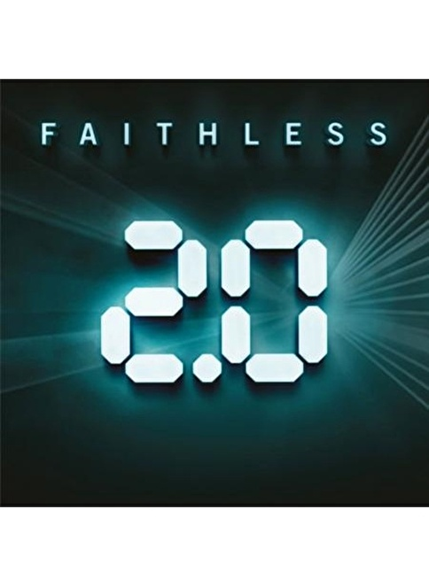 Sony Music Faithless-Faithless 2.0 Renkli